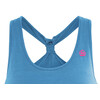E9 Andy Solid jurk Dames blauw